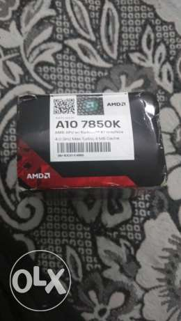Processor A10 7850k APU socket FM2+