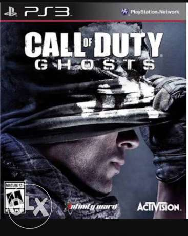 لعبه call of duty ghosts المنصورة -  1
