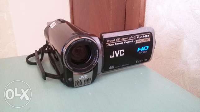 JVC GZ-HM200BAH camcorder cam with Ikelite Housing for underwater