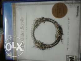 سيدي ps4 The glider scrolls online