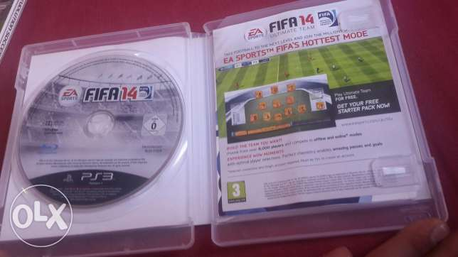 Fifa2014 for ps3