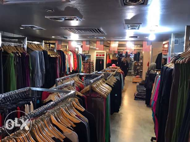 Shop for sale roxy Ramses street مصر الجديدة -  6