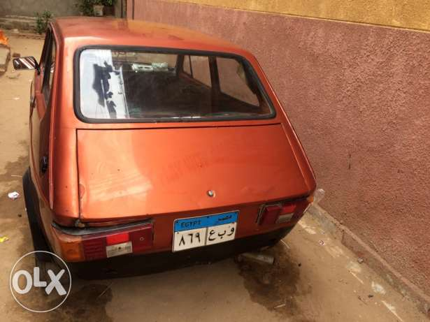 Fiat 27 italy top for sale