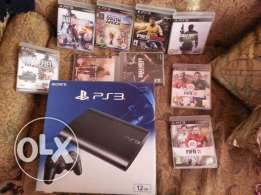 Playstation3 12G