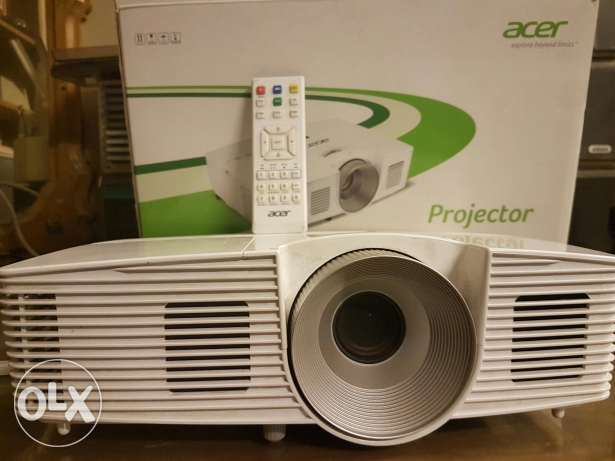 Acer H5380BD 720p Home Theater projector وسط القاهرة -  8