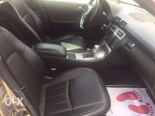 Mercedes Benz C200 Kompressor 2007 Sport Edition حى الجيزة -  8
