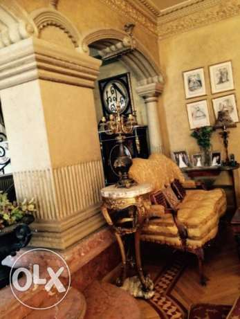Town house for sale in Mena garden city ultra super lux prime location