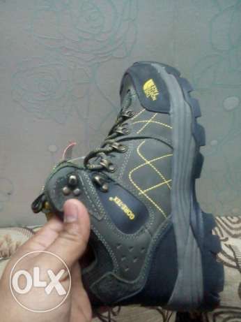 shoes,NORTH FACE ,VIBRAM,جديد مقاس
