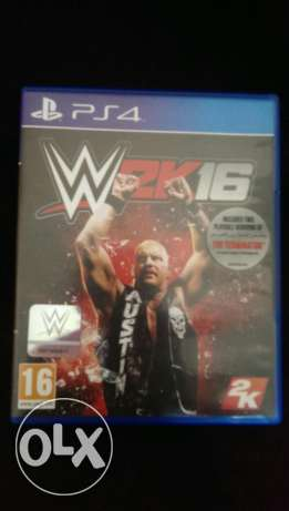 WWE 2k 16 for sale or trade with just cause 3