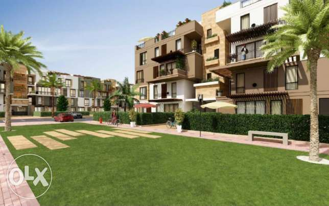 Duplex Apartment FOR Sale In Westown Sodic Beverly Hills