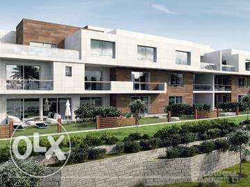 Ground Floor located in 6 October for sale 225 m2, Soleya project