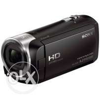 sony handycam hdr-cx240 9.2mp - كاميرا سوني HD 1080p