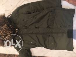 Original coat S oliver from germany with tags 169 euros