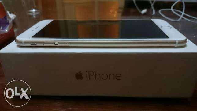 Iphone 6 plus 16 gold العباسية -  4