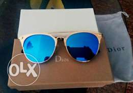 Original new Dior sun glasses for woman