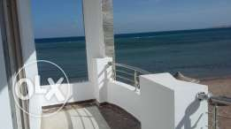 Hot offer!!! Amazing sea view flat with private beach