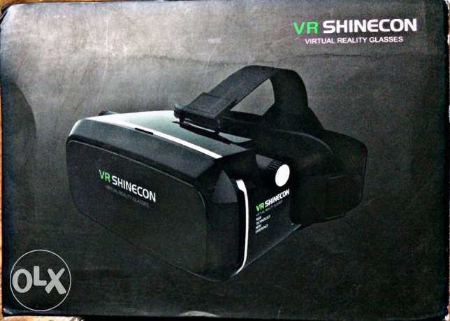 VR SHINECON + 2 remote
