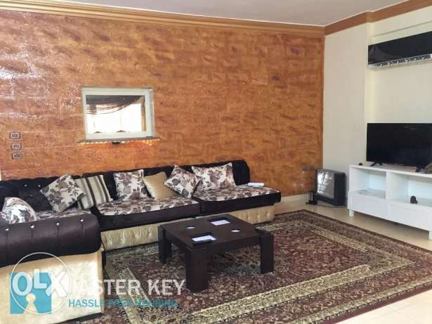 A Fully Furnished Apartment For rent In Mohandeseen