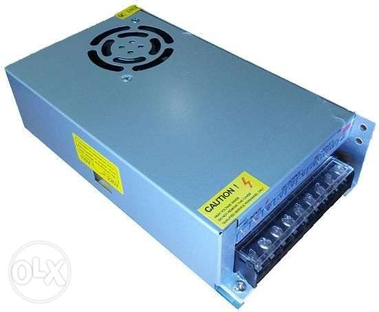 power supply 24v 10A بور سبلاى