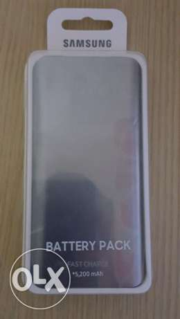 Samsung Fast Charge PowerBank 5200