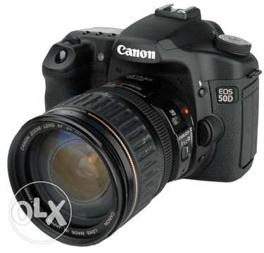 Canon 50D used عين شمس -  4