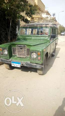Land Rover لاندلوفر ١٠٩