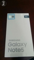 New Samsung Galaxy Note 5 32GB Black sapphire