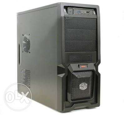 Case cooler master cmp 352 with psu 500 wat