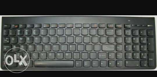 Keyboard lenovo multimedia usb ultra slim