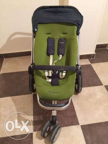 Stroller Quinny in a very good condition حى الجيزة -  2