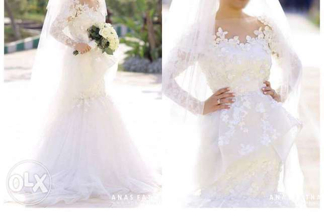 wedding dress for selling