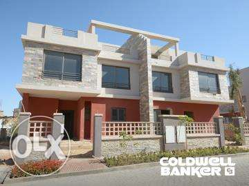 Twin-house located in 6 October for sale 230 m2, Reem Residence