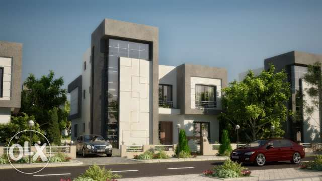 Separate Villa For Sale Compound Grand Heights