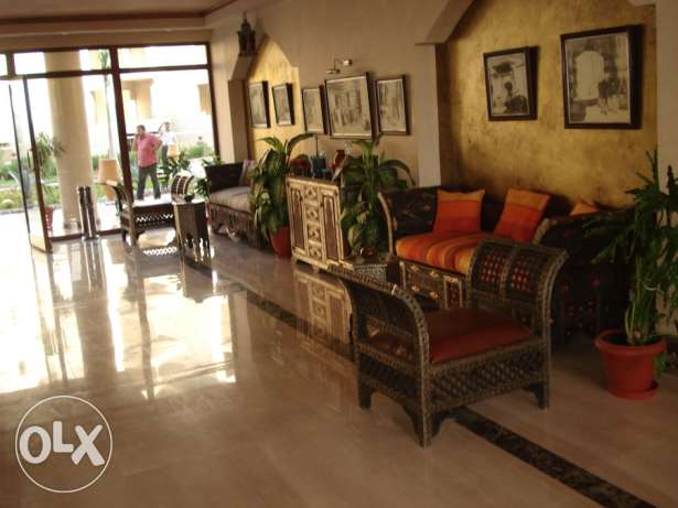 Sea View, Lux Furnished 2 BD apartment for sale in Sahl Hasheesh. الغردقة -  3