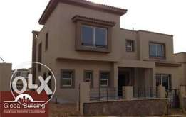 Villa 800 SQm for Palm Hills Katameya - New Cairo
