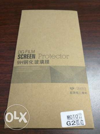 Moto G 2nd generation glass screen protector