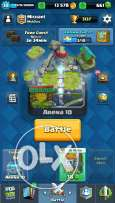 Clash Royale Tower 10
