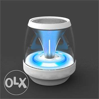 Portable LED Bluetooth Speaker Wireless Bass