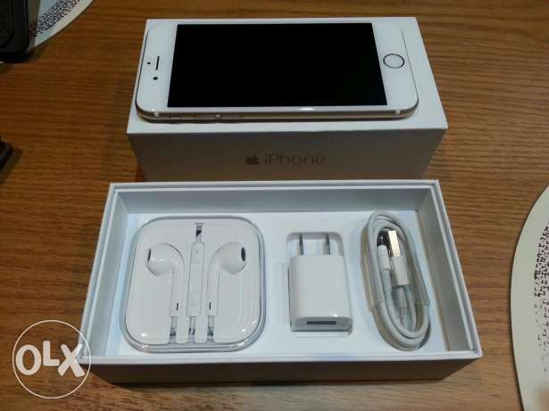 Amazing Deal, iPhone 6, Gold, 16GB المقطم -  5