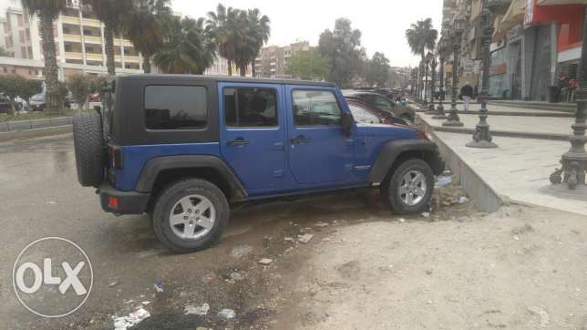 Jeep Wrangler very good condition