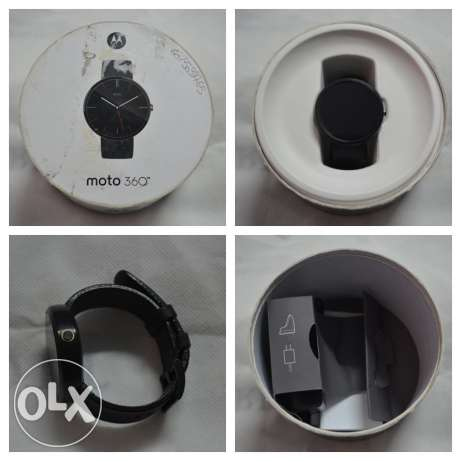Moto 360 SmartWatch Android