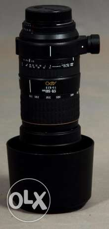 Sigma 170-500mm f/5-6.3 DG RF APO Aspherical Ultra Telephoto Zoom Lens