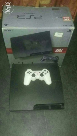 Ps3 like new with box الدقى  -  1