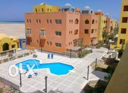 1 bedroom apartment in luxury compound