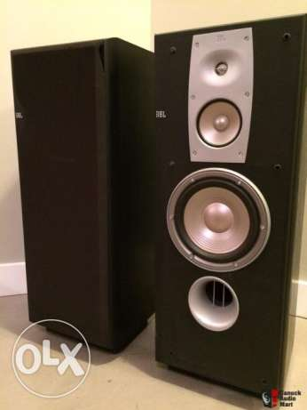 JBL N38 Speakers with N Center for Home theater - سماعات مسرح منزلي وسط القاهرة -  1