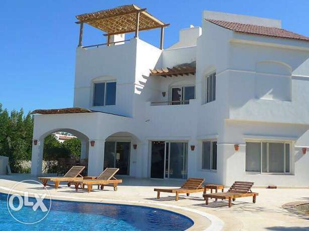 Villa 260 sq m in South Golf, El Gouna