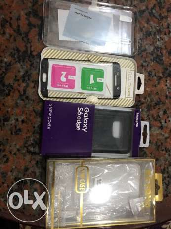 Samsung s6 edge cases and glasses 4