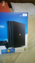 Play station 4 pro new saeld ps4 pro