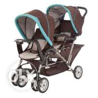Graco double stroller without the carseat