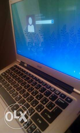 Acer S3 Core i7 3rd سوبر الترا like apple air